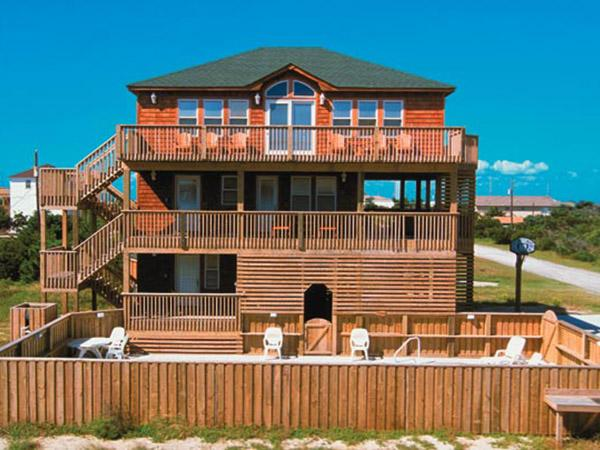 Water's View - Image 1 - Rodanthe - rentals