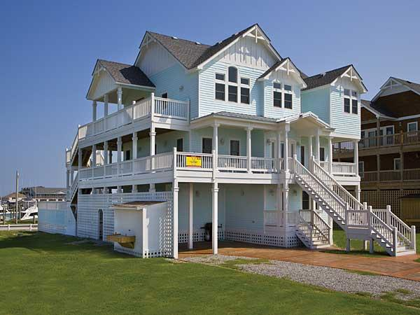 Out of the Blue - Image 1 - Hatteras - rentals