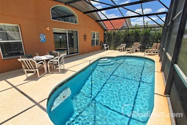 Dream catcher pool - Dream Catcher - Davenport - rentals
