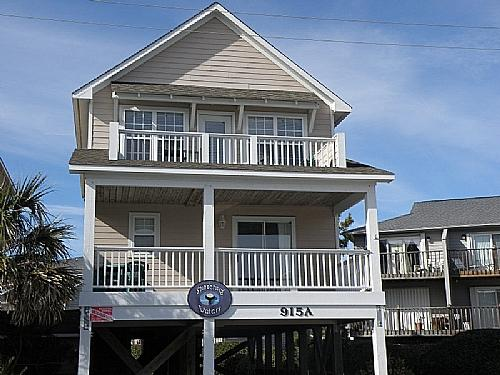 Gone Coastal - Shimmering Waters - Surf City - rentals