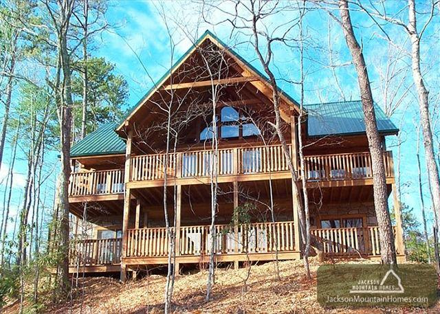ABOVE THE CLOUDS - Image 1 - Gatlinburg - rentals