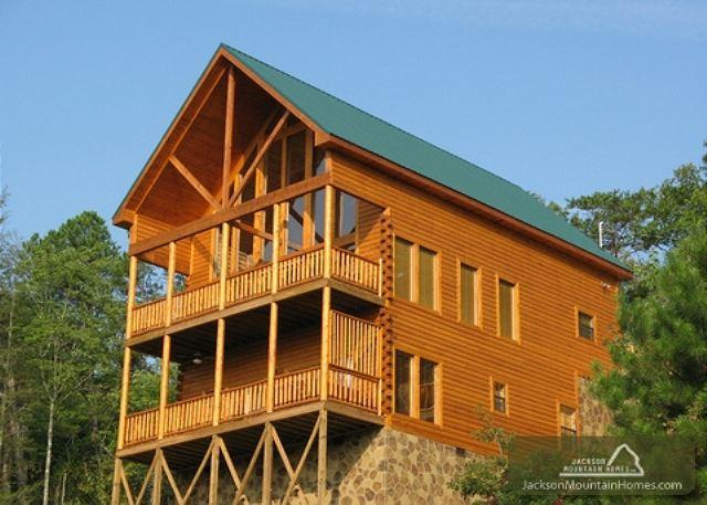 BEAR'S EYE VIEW - Image 1 - Gatlinburg - rentals