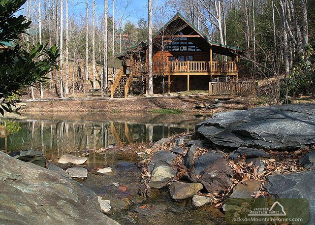 BEYOND THE POND - Image 1 - Gatlinburg - rentals