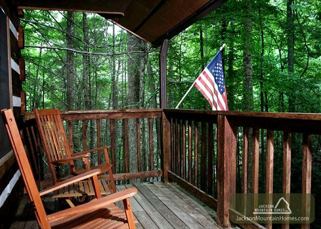 WHISPERING CREEK - Image 1 - Gatlinburg - rentals