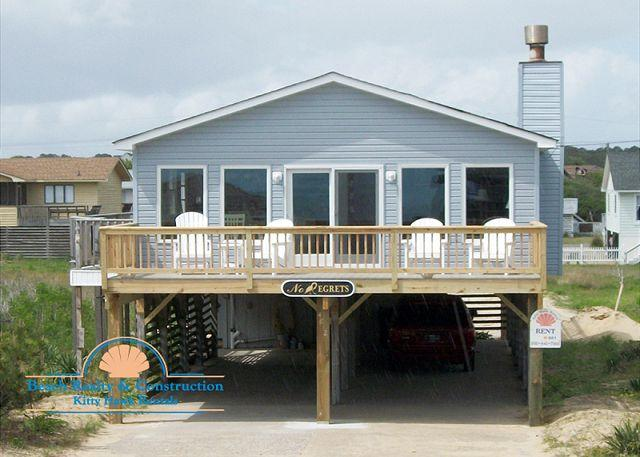 No Regrets 661 - Image 1 - Kitty Hawk - rentals