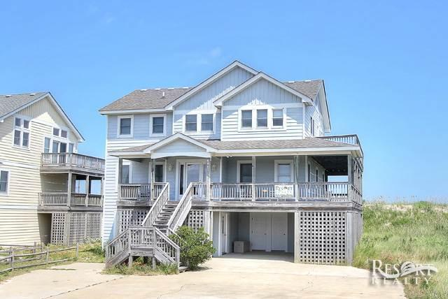 Shontee's Summer Place - Image 1 - Nags Head - rentals