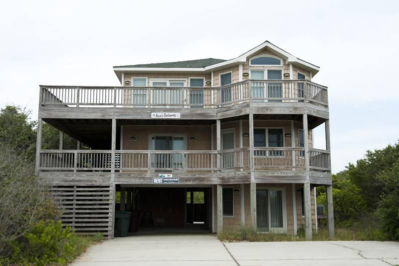 ANN'S GETAWAY - Image 1 - Southern Shores - rentals