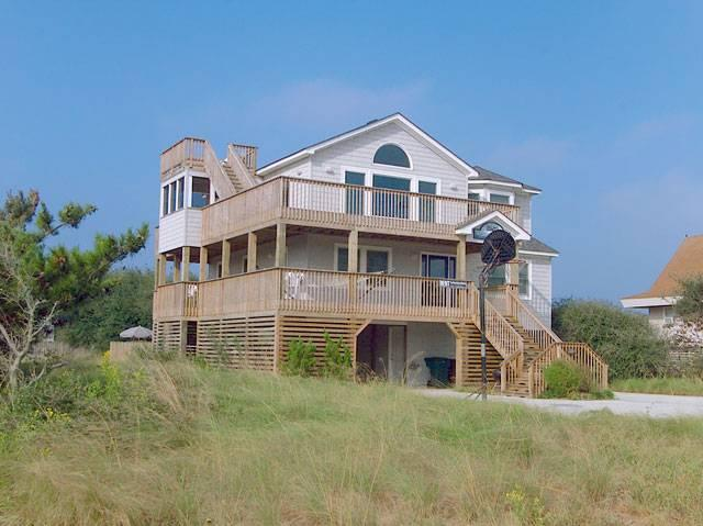 CASTLE ON A CLOUD - Image 1 - Southern Shores - rentals