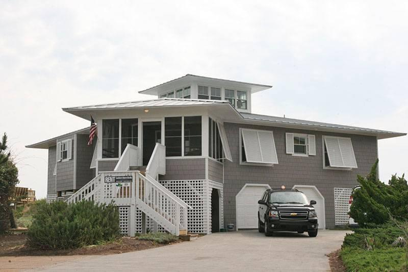 CURRIER COTTAGE (formerly D. C. Coast) - Image 1 - Southern Shores - rentals