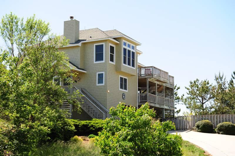 PIRATE'S PEAK - Image 1 - Southern Shores - rentals