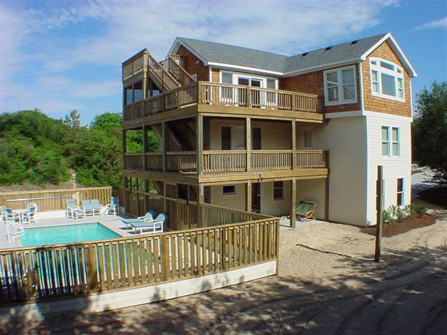 QUINN'S ALMOST BY THE SEA - Image 1 - Southern Shores - rentals
