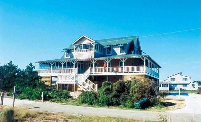 SNAIL'S PACE (Frmly Shriver) - Image 1 - Southern Shores - rentals