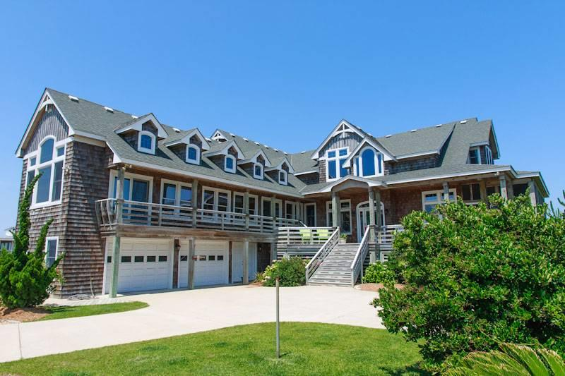 THE MICHIE COTTAGE - Image 1 - Southern Shores - rentals