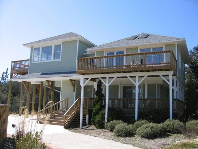 WINE-N-DOWN - Image 1 - Southern Shores - rentals