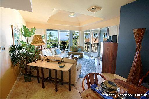 Beautiful 1 Bedroom & 2 Bathroom Condo in Waikoloa (Waikoloa 1 BR/2 BA Condo (W2-V C305)) - Image 1 - Waikoloa - rentals