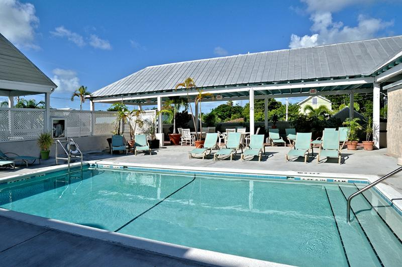 Duval Square Courtyard Condo - Image 1 - Key West - rentals