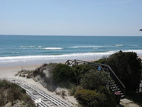Beach Access & Oceanview - Hi View E - Surf City - rentals