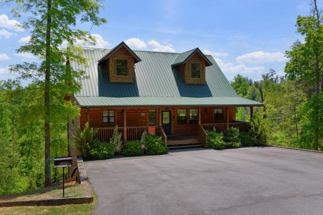 Bear Pause Lookout - Image 1 - Sevierville - rentals