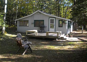 Fernwood in Glen Arbor with Crystal River access - Image 1 - Glen Arbor - rentals
