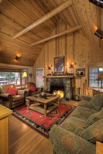 Gagne Sunnyside Vacation Rental Cabin with Hot Tub - Image 1 - Tahoe City - rentals