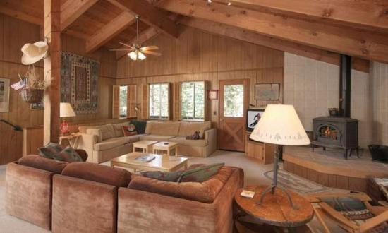 Smith Dog Friendly North Tahoe Vacation Cabin - Image 1 - Agate Bay - rentals