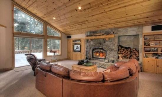 Prioste Tahoe Luxury Vacation Rental Home - Image 1 - Agate Bay - rentals