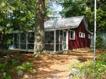 Nice 3 Bedroom & 1 Bathroom House in Moultonborough (309) - Image 1 - Moultonborough - rentals