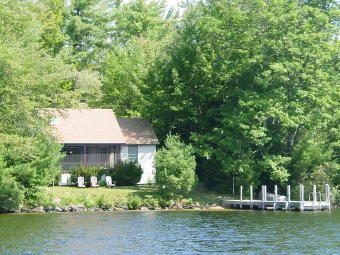 Moultonborough 2 BR & 1 BA House (314) - Image 1 - Moultonborough - rentals