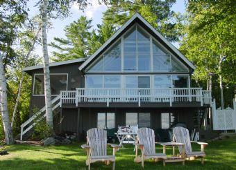 Beautiful House with 3 Bedroom & 2 Bathroom in Moultonborough (522) - Image 1 - Moultonborough - rentals