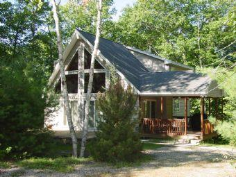 Amazing 3 BR, 1 BA House in Moultonborough (132) - Image 1 - Moultonborough - rentals