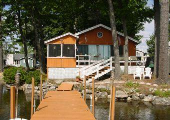 Amazing 3 Bedroom & 1 Bathroom House in Moultonborough (345) - Image 1 - Moultonborough - rentals