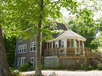 Lovely House with 3 Bedroom/1 Bathroom in Moultonborough (340) - Image 1 - Moultonborough - rentals
