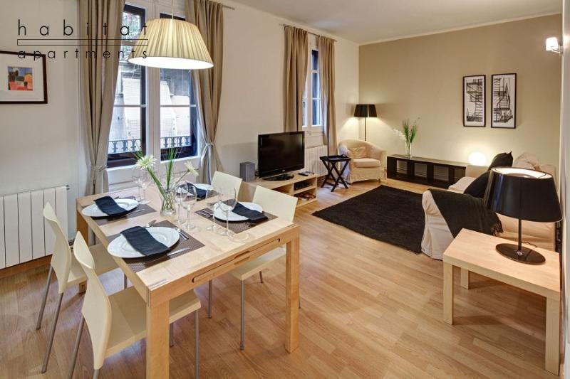 Art 3, large apartment in the heart of the city - Image 1 - Barcelona - rentals