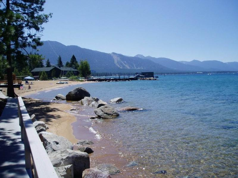 Quintessential Tahoe Cabin in Quiet Gated Community, Walk to Lake Tahoe and Bike Trails (RH09) - Image 1 - Zephyr Cove - rentals