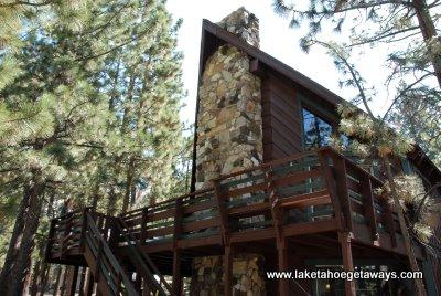 Heavenly Hideaway-Exterior View - Heavenly Hideaway - South Lake Tahoe - rentals