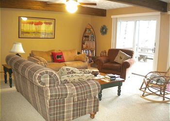 Wild Cherry on Cedar Hedge Lake in Interlochen - Image 1 - Interlochen - rentals