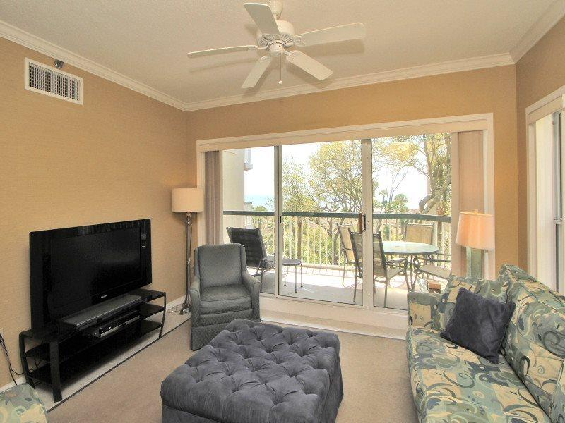Living Room at 316 Barrington Court - 316 Barrington Court - Hilton Head - rentals