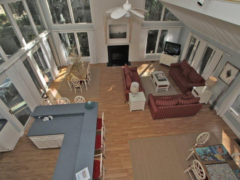 Open Floor Plan at 7 Seaside Sparrow - 7 Seaside Sparrow - Hilton Head - rentals