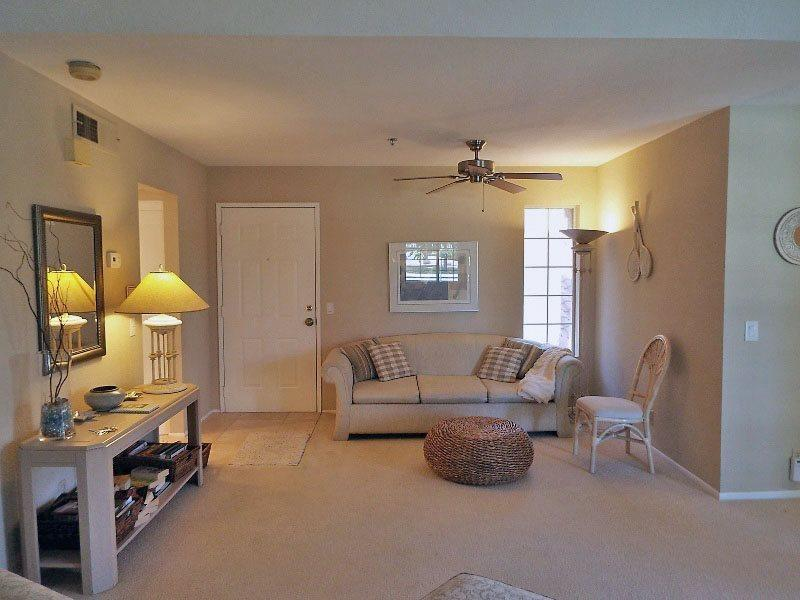 Comfortable Living Room  - Esprit One Bedroom #F85 - Cathedral City - rentals