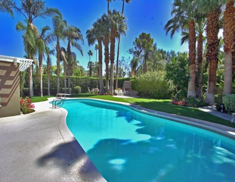 Olympic Sized Pool - H-Dinah Shore`s Movie Colony Estate - Palm Springs - rentals
