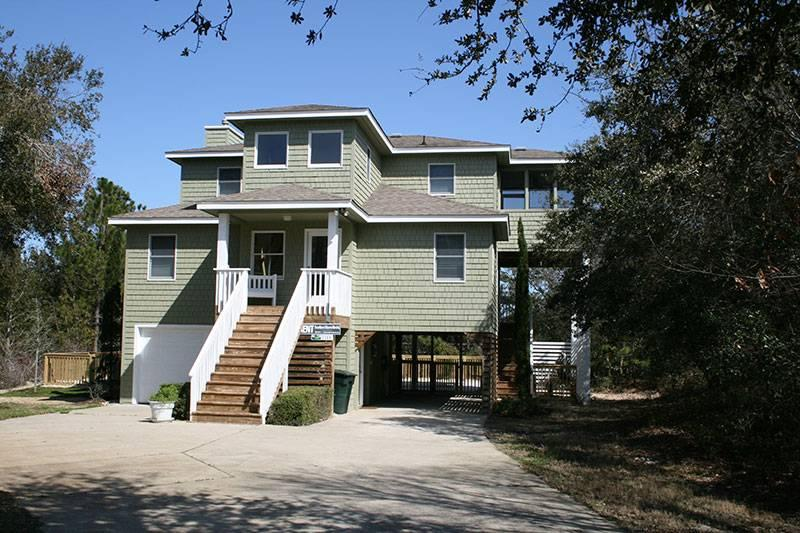 KRUNCHY  DUCK ( frmly Rowed Up Ducks) - Image 1 - Southern Shores - rentals