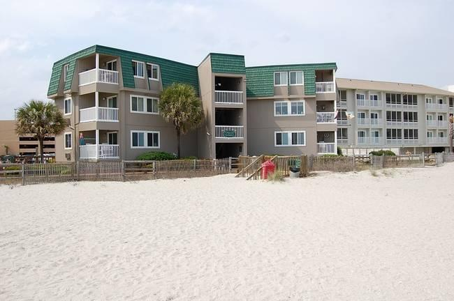 A Place at the Beach I D02 - Image 1 - Myrtle Beach - rentals