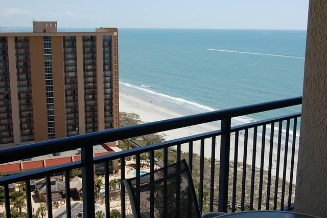 Brighton Tower 2107 - Image 1 - Myrtle Beach - rentals