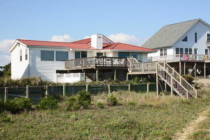 Daze At Sea - Image 1 - Oak Island - rentals