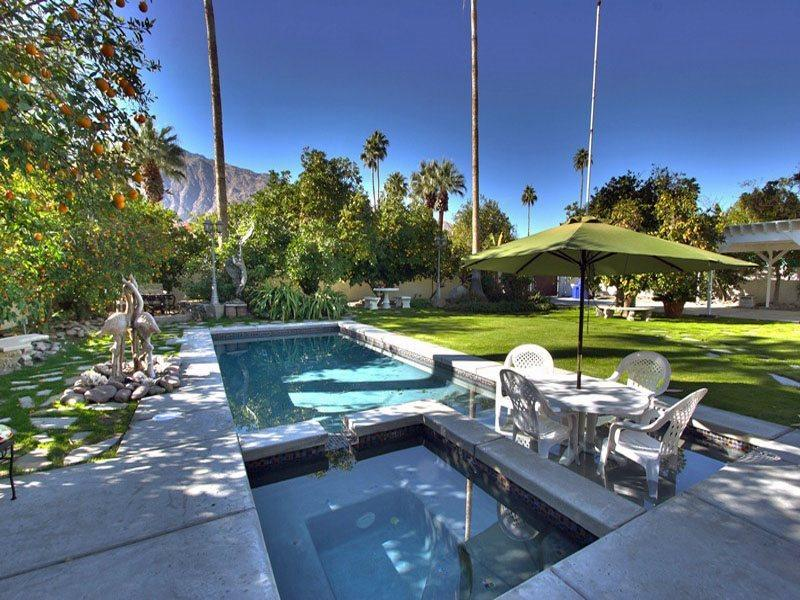 Palm Springs Home w/Saltwater Pool  Spa  - H-Warm Sands Palm Springs Hideaway - Palm Springs - rentals