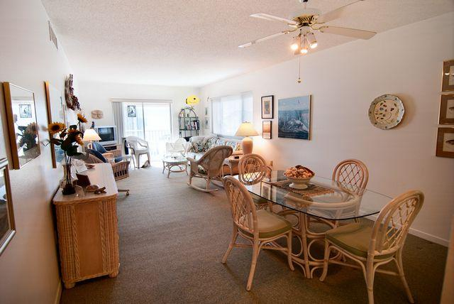 Interior Layout - Island Beach Club - Holmes Beach - rentals