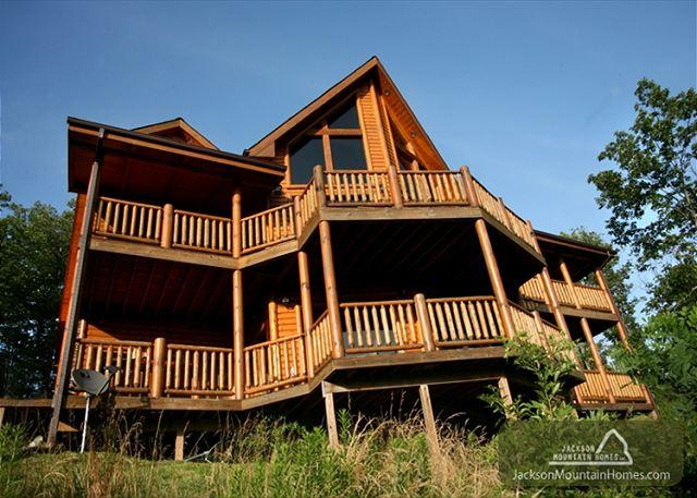 BIG BEAR LODGE - Image 1 - Gatlinburg - rentals