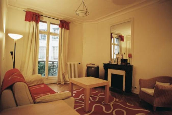 Opéra - 1 Bedroom 1 Bath (3804) - Image 1 - Paris - rentals