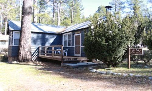 1 Bedroom,1 Bath, Sleeps 4, Pets Ok: Wood burning fireplace,near Arts Academy, large deck - Our Place - Idyllwild - rentals