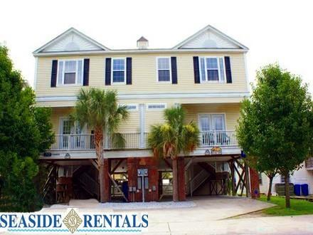 Rosalia Dal Mar'e / Rosalie by the Sea - Image 1 - Surfside Beach - rentals